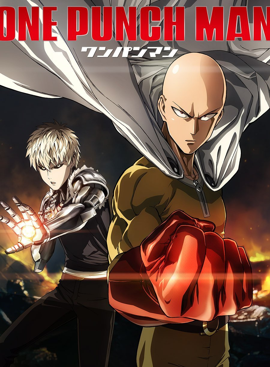 One Punch Man Vkvi