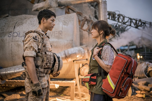 Descendants of the Sun 2 Vkvi