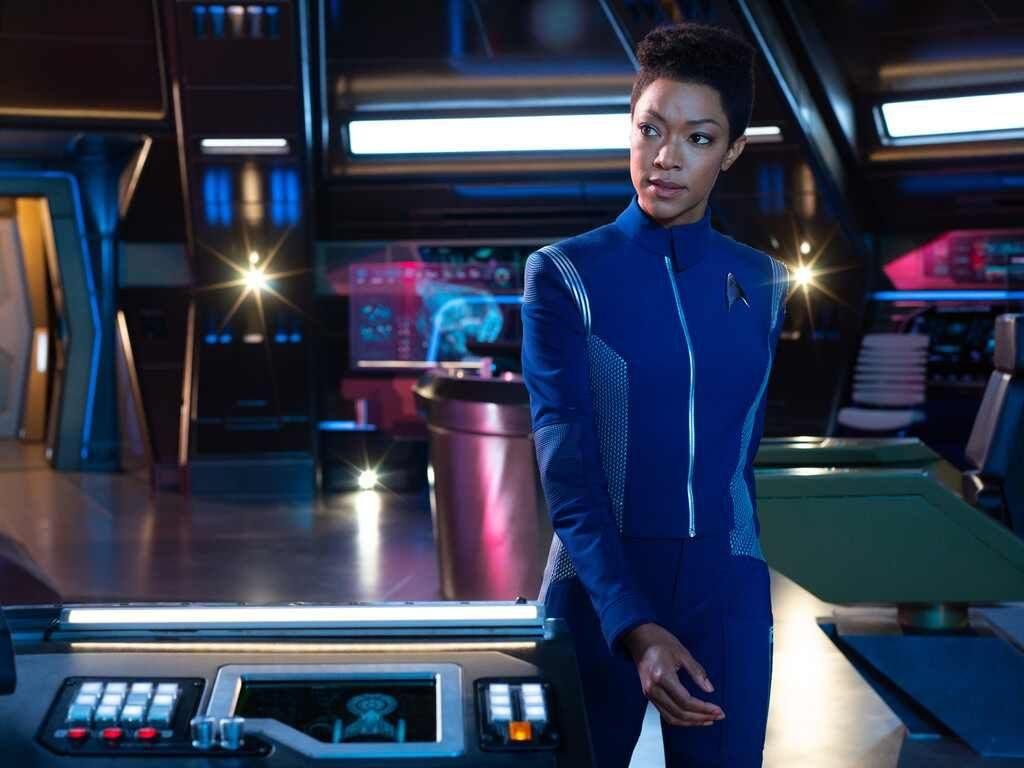 Star Trek Discovery Bernam Vkvi