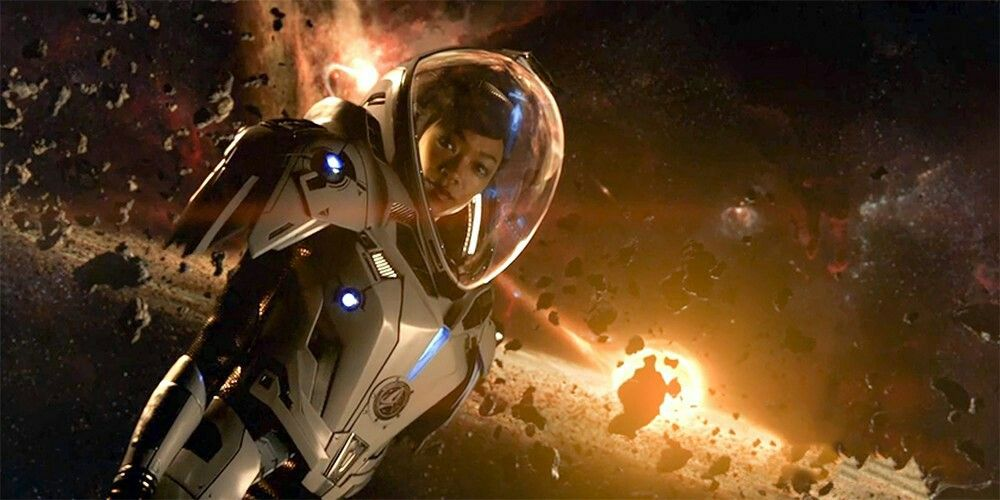 STAR TREK: DISCOVERY war Vkvi