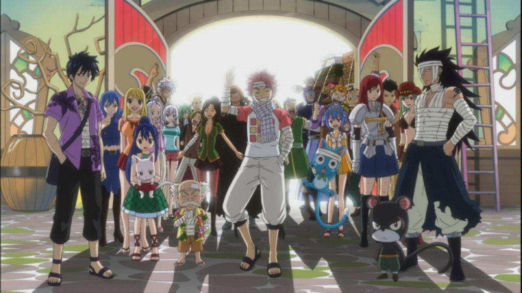 Fairy Tail Guild Vkvi