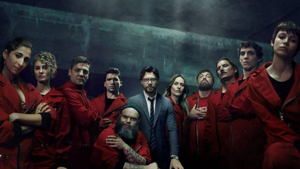 Money Heist All Character Vkvi