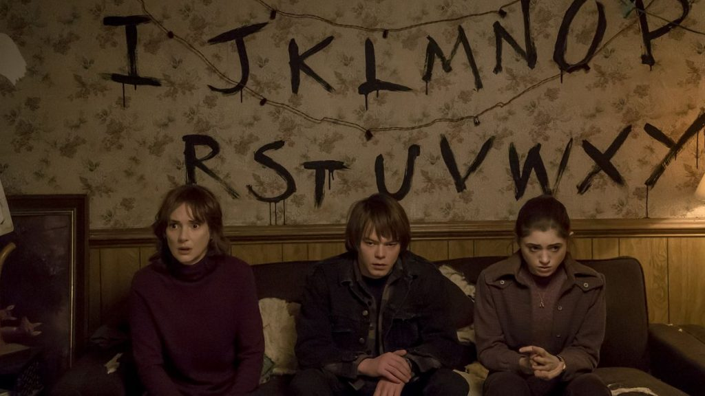 Stranger Things Communicate Vkvi