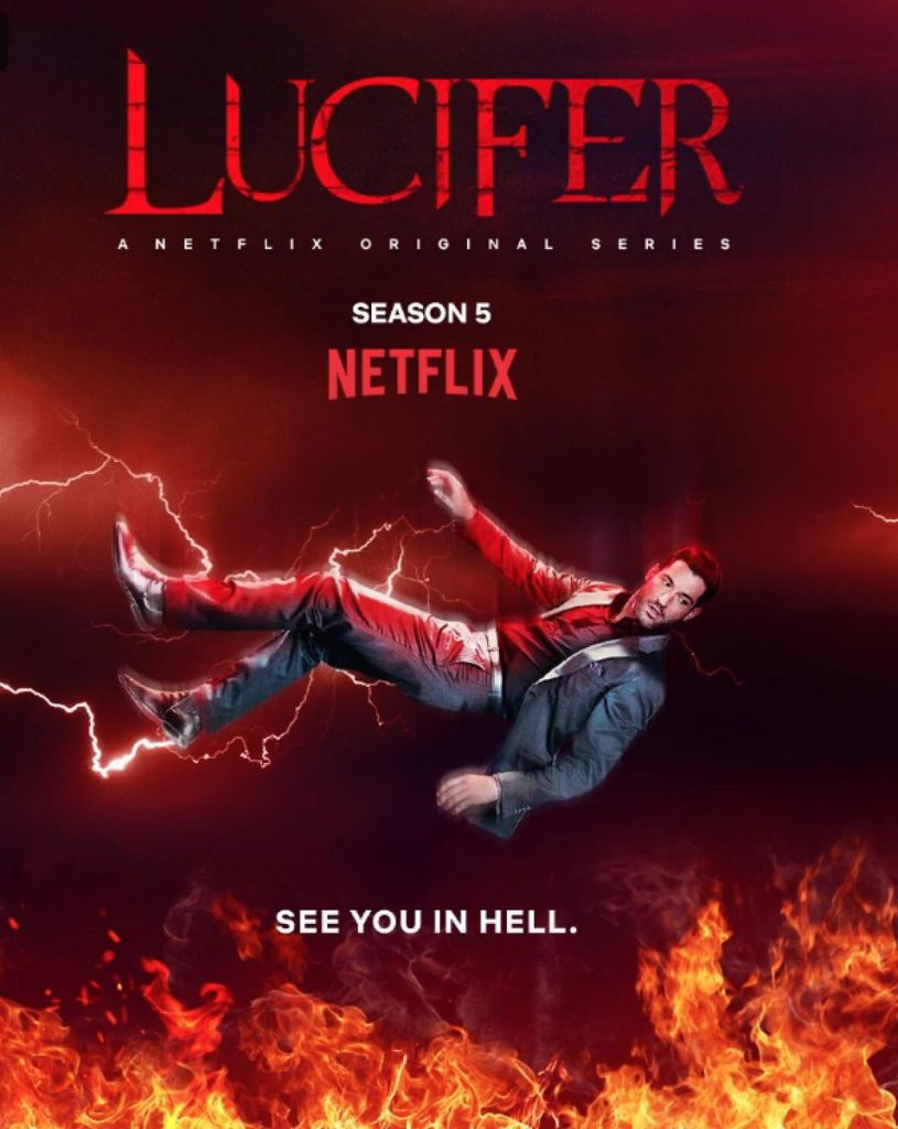 LUCIFER SEASON 5 (2020)